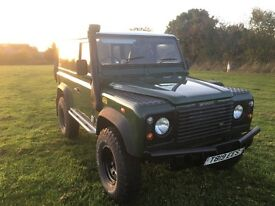 Land Rover Defender (low miles)