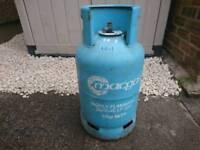 Butane gas can