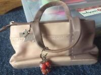Genuine pink Radley handbag.