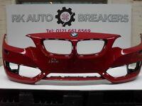 BMW 3 SERIESFront Bumper F30/F31 8058782 REF 1197