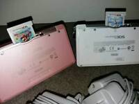 Two Nintendo 3DS