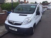 Vauxhall VIVARO .BRILLIANT DRIVE.LOW MILEAGE.PRICED TO SELL.ONE OWNER.FULL SERVICE HISTORY.