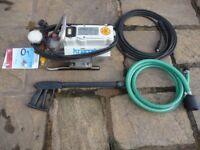 Kranzle HD7/120 Pressure Washer with all attachments