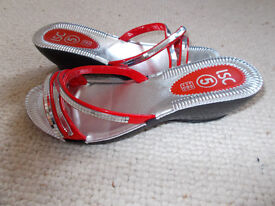 Wholesale bundle of womens brand new sandals