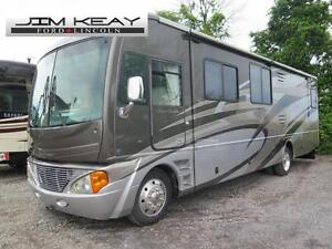 2006 Ford PACE ARROW 36 FOOT GAS ENGINE