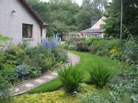 Gardener Required - Part/Full time. Grass cutting & general gardening work. May suit semi-retired.