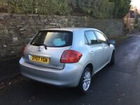 2007,Toyota auris 2.0 d4d diesel 5 Doors , Long mot , drive great