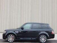 2013 Land Rover Range Rover Sport AUTOBIOGRAPHY S/C