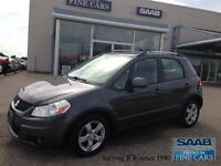 2010 Suzuki SX4 JLX-AWD-Auto-No Accidents