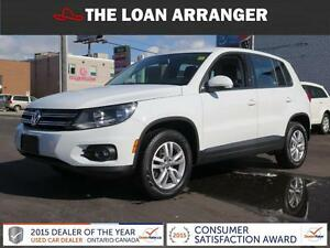 2015 Volkswagen Tiguan S Cambridge Kitchener Area image 1