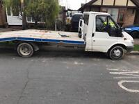 Ford recovery truck great runner may swap part x