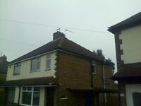 Spondon - 2 Bed Semi detached house