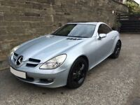 SLK 200 KOMPRESSOR ...... SOLD AWAITING COLLECTION.