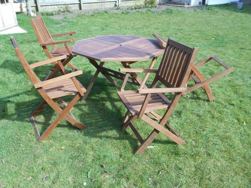 Solid Teak Garden Furniture | in Felixstowe, Suffolk | Gumtree