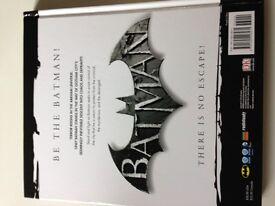 HARD COVER BATMAN BRAND NEW BOOK ARKHAM UNIVERSE