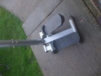 exercise bike and a seperate stepper for sale will split offers both fqs