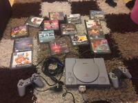 Ps1 all working with 15 games