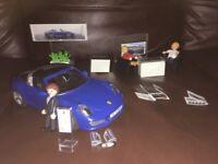 Playmobil: porcshe set