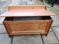 Ikea Leksvik Blanket / Storage box , Excellent Condition , We can Deliver , Just Ask for a Quote