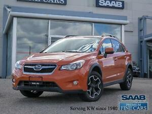 2014 Subaru XV Crosstrek LIMITED AWD Leather/Sunroof/Navigation