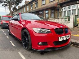 image for BMW 3 SERIES 320i M SPORT E92 COUPE PETROL MANUAL EXCELLENT CONDITION