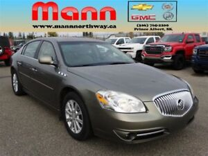 2011 Buick Lucerne CX | PST paid, One Owner, Cloth, A/C.