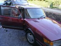 Saab 900 Ruby (Limited Edition)