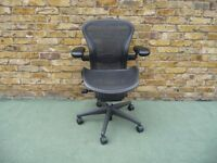 Herman Miller Aeron Executive chair Size B Fully serviced 6 month warranty