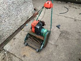 Petrol lawnmower for sale £65