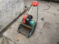 Petrol lawnmower for sale £65