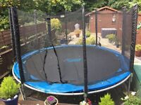 TRAMPOLINE, 12FT, INCLUDES NETTING