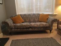Large Sofa - William Morris print