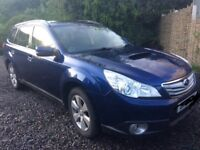 FOR SALE. 2011 Subaru Outback 2.0 D SE AWD Good condition.