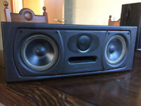 Mission Surround sound speakers hardly used type 73