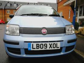 Fiat Panda 1.1 Active ECO 2009 ONLY 1 keeper £30 Tax, cheap insuarance, clean