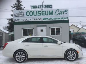 2013 Cadillac XTS Premium Collection. LOAED, AWD, 111KM