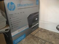 HP OFFICE JET 6970 PRINTER AND SCANNER