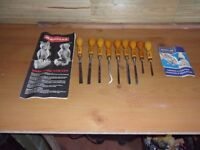wood carving chisels