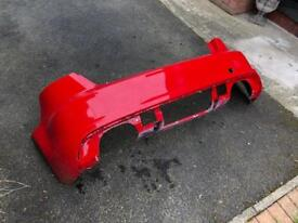 5DR Sline/RS3 rear bumper all fixtures and fittings not broke 5DR A3 8V Sline/RS3 rear bumper