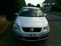 Vw polo match 1.4petrol one lady former keepers