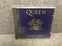 Rare Queen original Greatest Hits II 2 Cd album 1991 90s music band Freddie Mercury SDHC