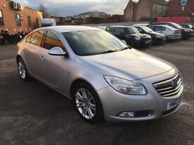 2010 Vauxhall Insingnia Good Condition 1 Owner with history and mot