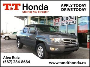 2013 Honda Ridgeline VP *Local Truck, No Accidents, Back-up Came
