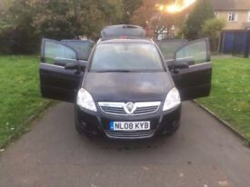 Vauxhall Zafira 1.9 CDTi 16v Design 5dr, p/x welcome DVD PLAYER,REAR CAMERA,SAT NAV