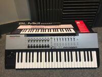 NOVATION 49SL Mk2 USB MIDI KEYBOARD *great condition*