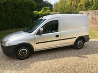 Vauxhall combo CDTI 2007 Superb Condition 2 owners Long MOT