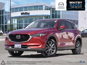 2017 MAZDA CX-5 GT-TECHNOLOGY PACKAGE