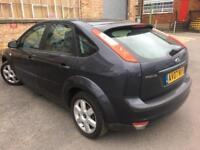 Ford Focus 1.6 manual