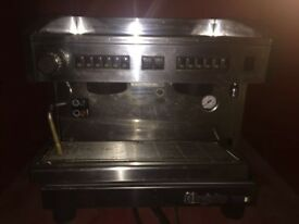 Magister 2 group coffee machine