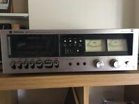 Technics 630 Vintage Tape Deck